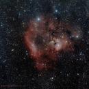 Darth Vader Nebula (NGC7822),                                Bill Mark