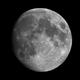 2019-06-15 Waxing Gibbous Moon,                                Yu-Hang Kuo