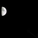 Conjonction Lune - Saturne,                                  Jean-Baptiste Auroux