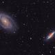 M81 and M82 again,                    SJK