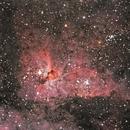 Eta Carinae Nebula,                                RCompassi
