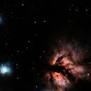 Flame Nebula,                                Don Holmgren