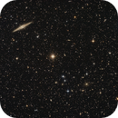 NGC 891 and Abell 347,                                mikefulb