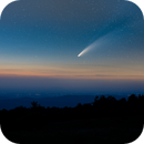 Neowise over East TN,                                Donnie B.