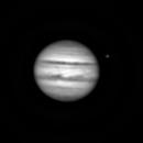 Jupiter, Europe, Io,                                Andreas Otte