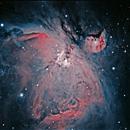 The Great Orion Nebula,                                ZavPhotos