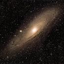 M31 Andromeda Galaxy 2 Panel Mosaik,                                Christian Kussberger
