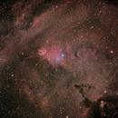NGC 2264 HaRGB,                                Miguel Sanchez