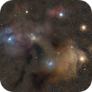 Antares and Rho Ophiuchi Clouds,                                Peter64