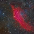NGC 1499 California Nebula,                                Alberto Pisabarro