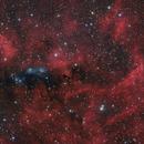 NGC 6914 in Cygnus,                                Barry Wilson