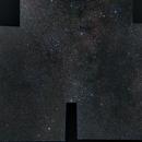 Cygnus Area Mosaic 7 Panel Mosaic - OOPS!,                                  Sigga