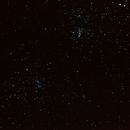 NGC869-884 Doppio ammasso di Perseo,                                Giorgio Viavattene
