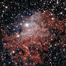 Flaming Star Nebula,                                Ed Albin