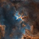 Melotte 15 - IC1805 - The Heart Nebula,                                Salvatore Cozza