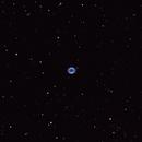 M57 Ring nebula,                                Stefanus Potgieter