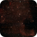 NGC7000. The North America nebula,                                Ferran Ginebrosa