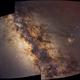 Milky Way Center Mosaic,                                Gabriel R. Santos...