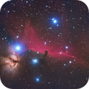 Horsehead Nebula RGB,                                  ScottyP5947