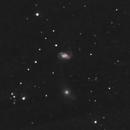 Keenan's system - NGC 5216 - NGC5218 - ARP 104,                                Gérard Nonnez