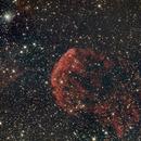 Jellyfish Nebula,                                Ray Heinle