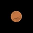 MARS -SKETCH- 2020-10-13  ~21:30 UT,                                Antonio Vilchez