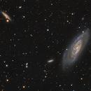 M106, NGC 4217,                                  Jerry Macon