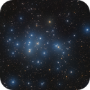 M44 The Beehive Cluster,                                Barry Wilson