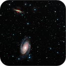 M81 and M82 Bodes Galaxy and the Cigar Galaxy,                                Randal Healey