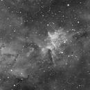 Melotte 15 (IC1805) Nebula (Ha),                                Marco Stra