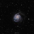 Messier 101,                                Alexander Grasel