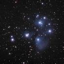 M45 Pleiades widefield,                                Nightsky_NL