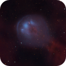 HFG1 •Heckathorn-Fesen-Gull 1 • Planetary Nebula,                                Douglas J Struble