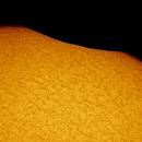 Solar eclipse - first contact,                                Robert Schumann