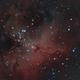 Eagle Nebula - Pillars of Creation,                                Jim