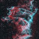 Sharpless 2-103, a portion of the Veil Nebula Complex,                                flyingairedale