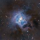 NGC7023 & Iris Nebula,                                Dhaval Brahmbhatt