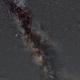 Milky Way from Ustaritz (Pays Basque, France),                                Olivier Ravayrol
