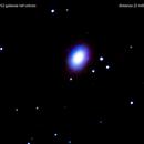 ngc1052 + ngc1047 + ngc1042  galassie nel cetus                         distanza  60 milioni  A.L.,                                Carlo Colombo
