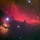 Horsehead Nebula HaRGB,                                  AstroForum
