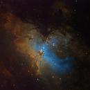 M16 Eagle Nebula,                                Peter Jenkins