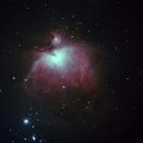 M42 Orion Nebula,                                Dirk Schwarze