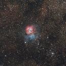 M20 Trifid Nebula,                                Salvatore Cozza