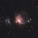 M42 - ngc1977,                                Roberto