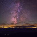 View on Sierra Nevada mountans,                                Yuriy Oseyev