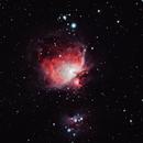 Orion Nebula M42,                                wafpinard