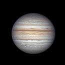Southern Storms of Jupiter,                                stricnine