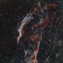 NGC6960 Western Veil  HSO,                                Edward Overstreet