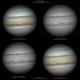 One Jupiter, three wavelengths!,                                Astroavani - Ava...