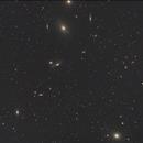 amas galaxies de la vierge,                                JY